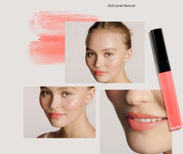blush corail