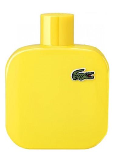lacoste jaune