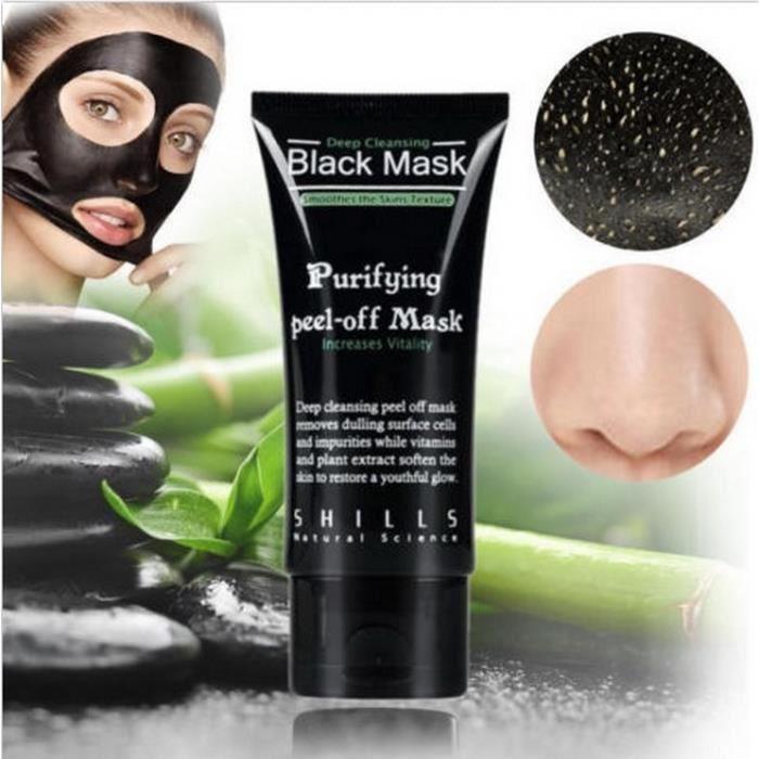 masque point noir