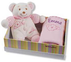 cadeau pour une naissance fille