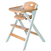 chaise haute bébé pliable