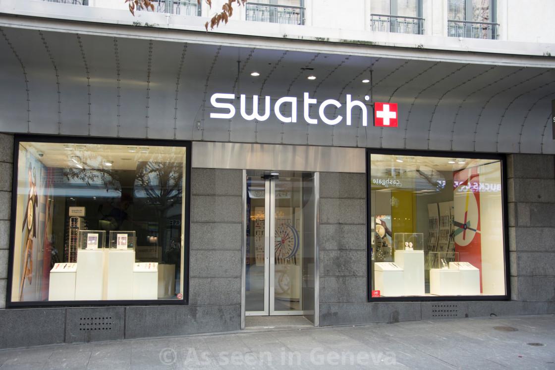 magasin suisse