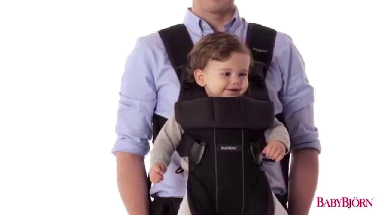porte bébé one de babybjörn