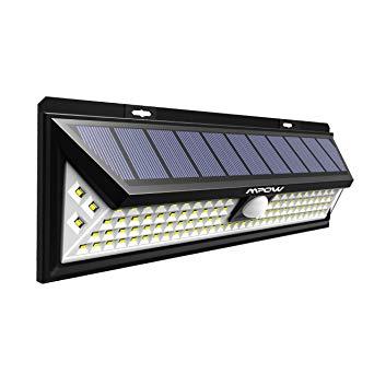 eclairage led solaire