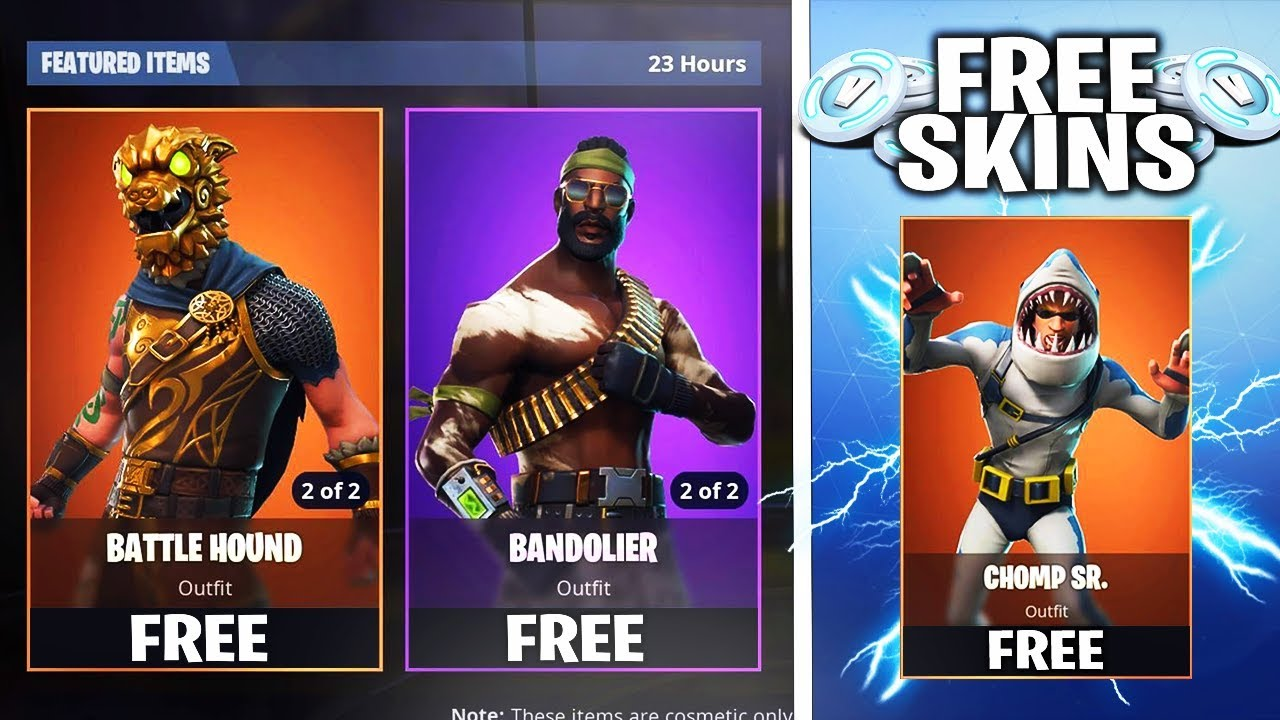 free skins