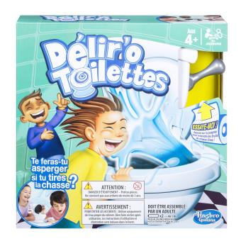 jeux de toilette