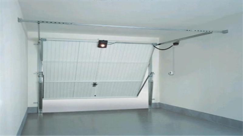 motorisation porte de garage basculante