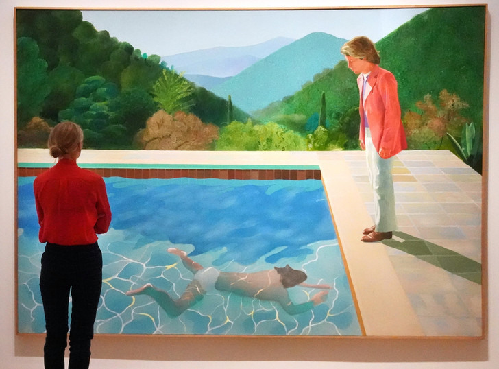 tableau piscine